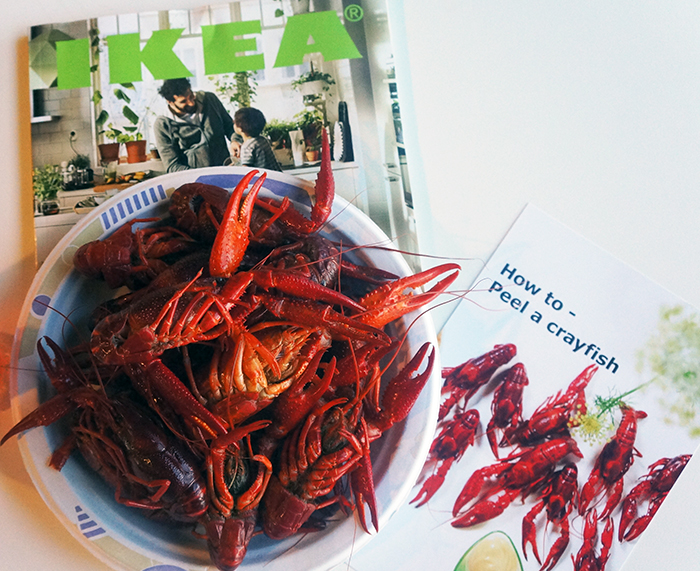 IKEA Crayfish Party