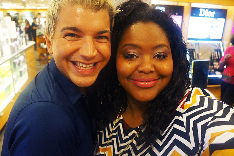 Nordstrom Fall Beauty Trend Event 2015