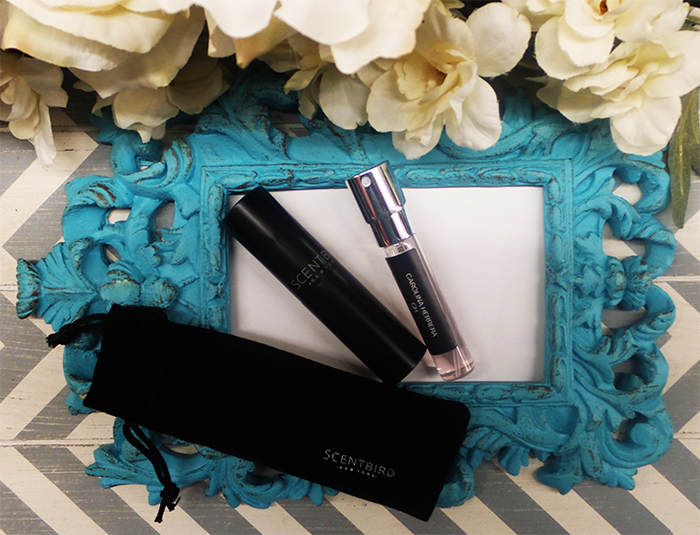 Scentbird perfume subscription