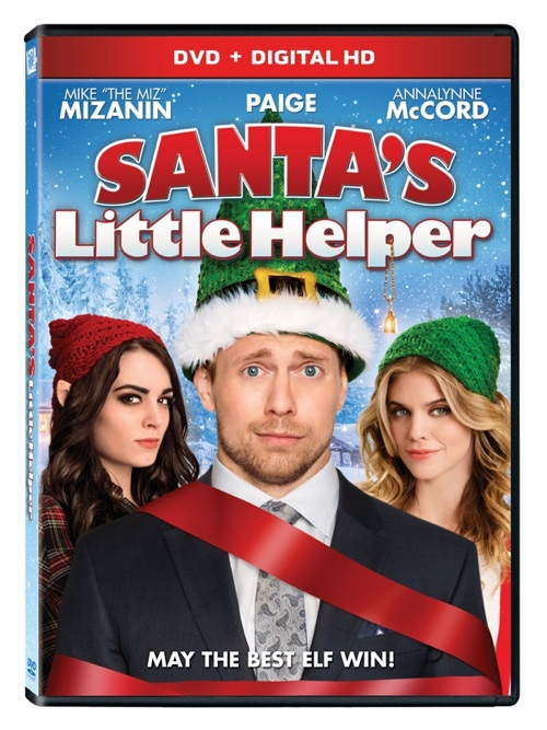 Santas Little Helper DVD