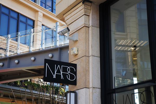 NARS Cosmetics Shops at Atlanta Buckhead grand opening