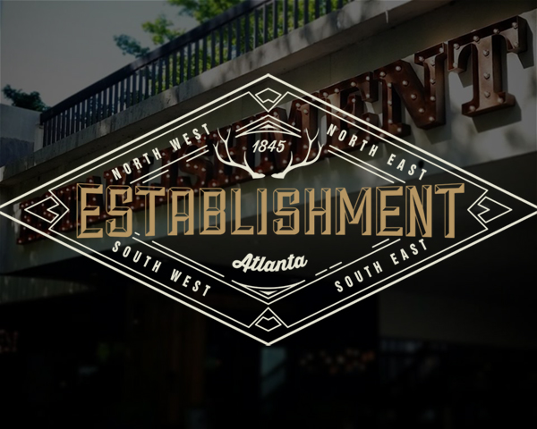 Establishment restaurant and lounge Atlanta