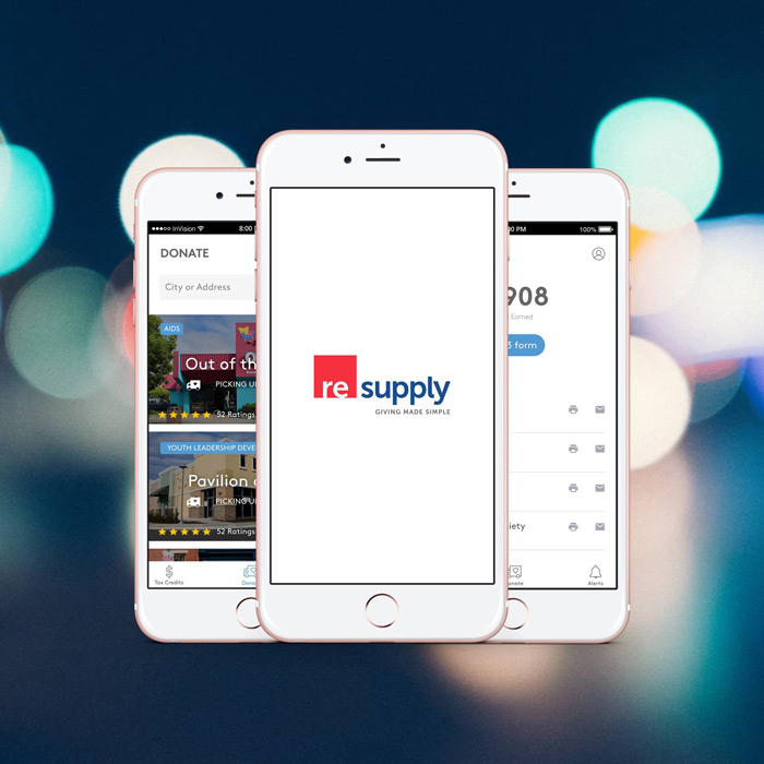 Download the ReSupply app