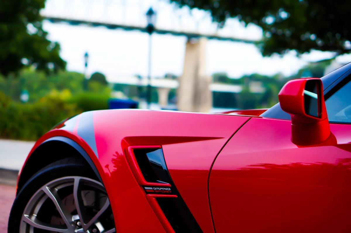 2019 Chevrolet Corvette Grand Sport