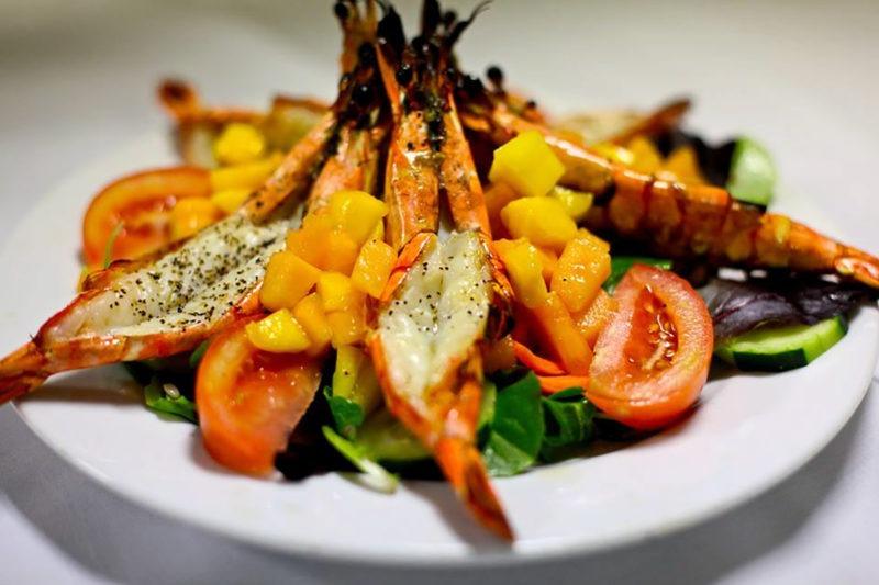 10 Degrees South Safari Salad