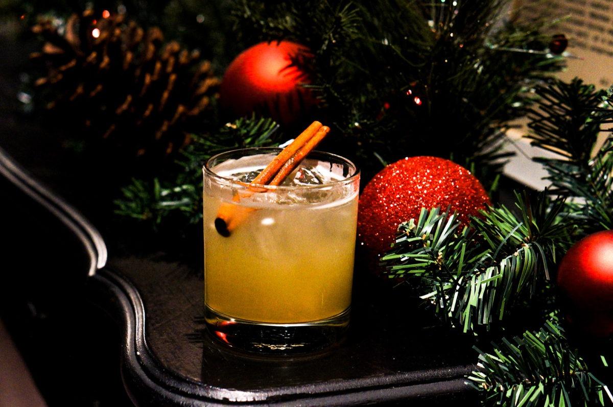 W Atlanta Hotel Christmas Pop Up Bar