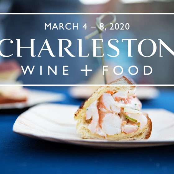 Photo by Andrew Cebulka, courtesy of Charleston Wine + Food